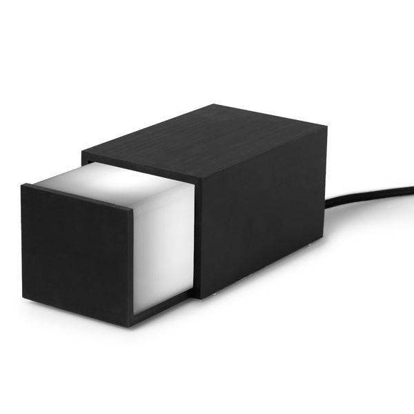 Box light, black