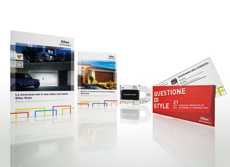 Ditec Entrematic | Corporate Communication