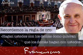 12 mensajes espirituales de papa Francisco para iniciar súper año 2016 |