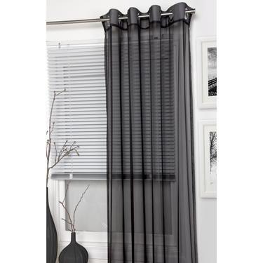 Eyelet Curtains - sheer - note header