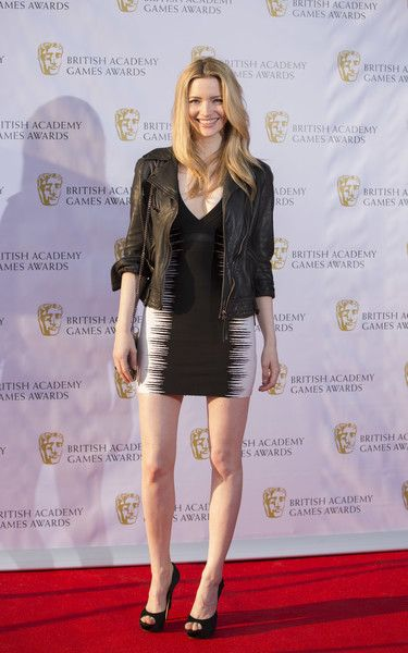 Talulah Riley Photos Photos - Talulah Riley attends the 2016 BAFTA Games Awards at Tobacco Dock on April 6, 2017 in London, England. - BAFTA Games Awards - Red Carpet Arrivals
