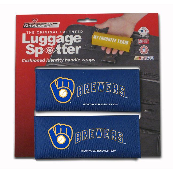 MLB Milwaukee Brewers Original Patented Luggage Spotter