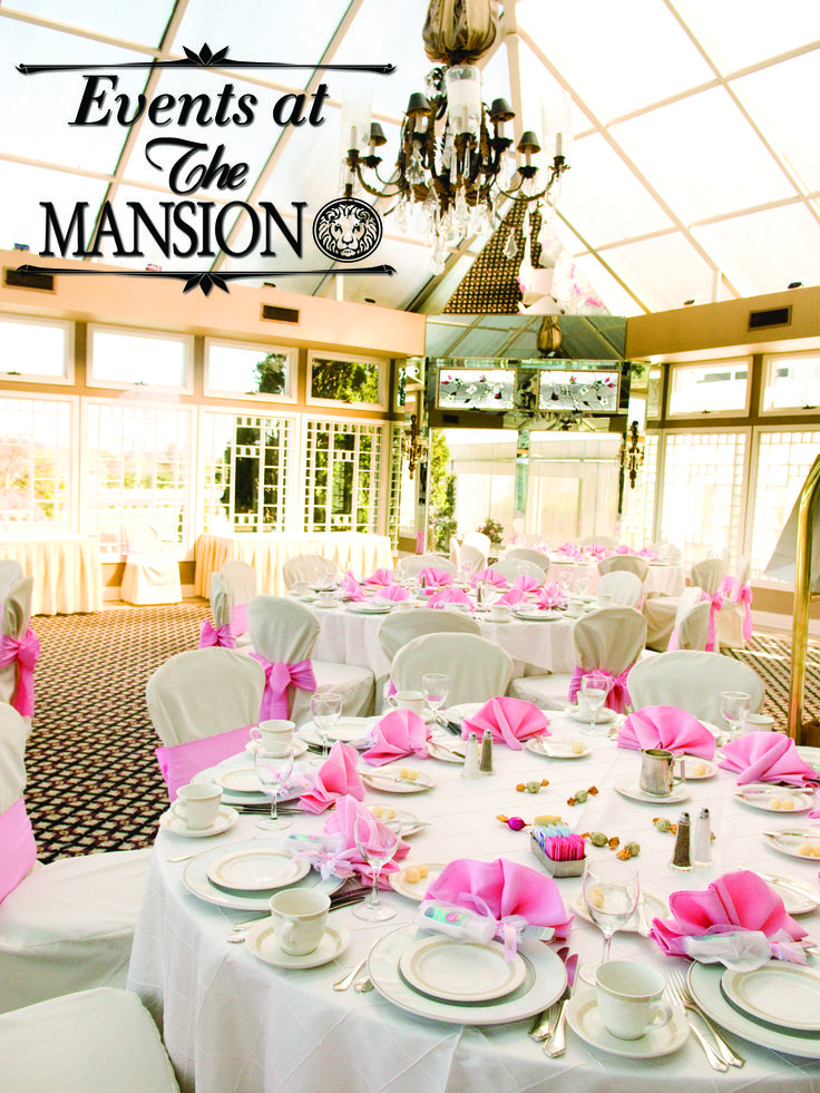 our crystal room is the perfect place for a bridal shower baby shower