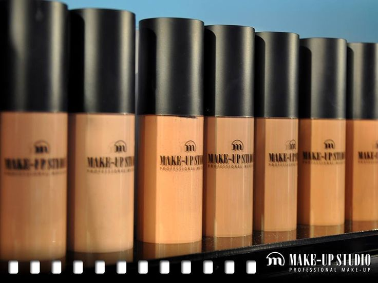 Not sure which colour foundation fits you? Our artists are there to help you find the perfect match for a fabulous flawless look! #makeupstudio #foundation #flawless