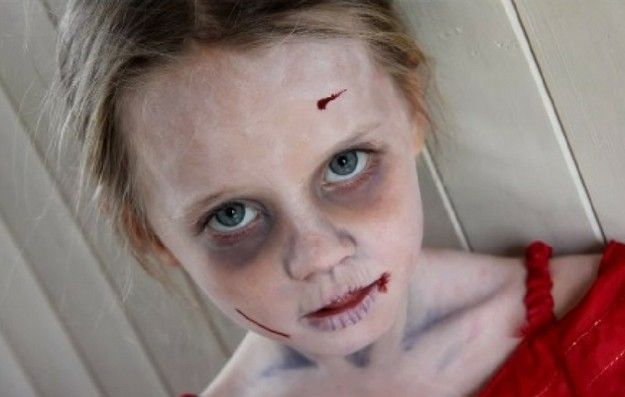 Kids Zombie Makeup | 12 Really Awesome Zombie Makeup Tutorials