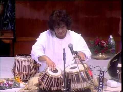 It's Tabla Time=Ustad Zakir Hussain - Tintal Tabla Solo - Kolkotta