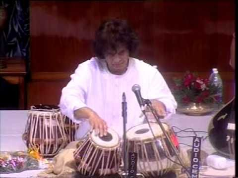 It's Tabla Time=Ustad Zakir Hussain - Tintal Tabla Solo - Kolkotta