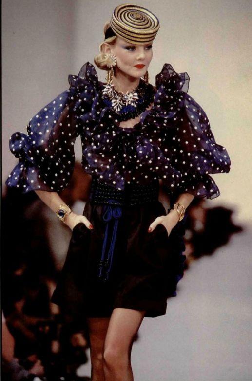 1983 - Yves Saint Laurent Rive Gauche