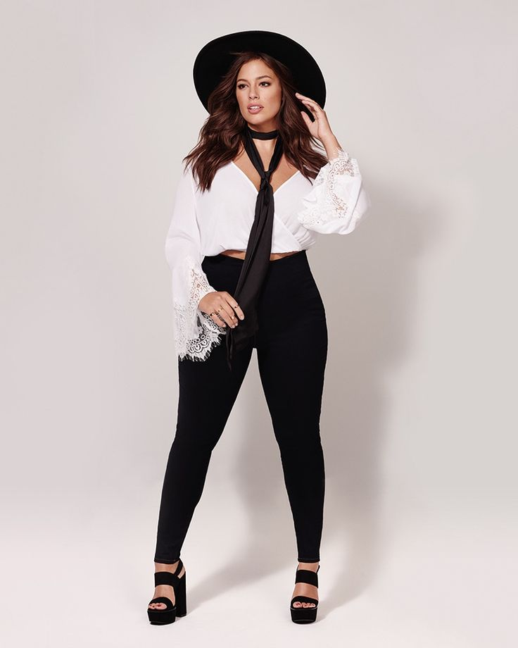 Ashley Graham Forever 21 Spring 2016 Campaign