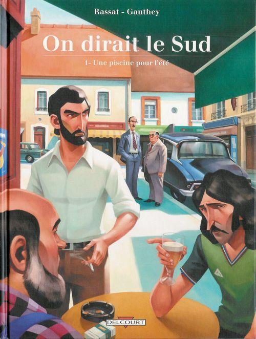 Eté 1976 : la canicule s'abat sur la France. Une ville ouvrière cumule les intrigues et les tensions, la torpeur estivale est de plus en plus lourde au fil des pages… Un dessin stylisé qui rappelle l'atmosphère des tableaux d'Edward Hopper…Replongez-vous avec nostalgie vers le passé à travers cette chronique sociale !