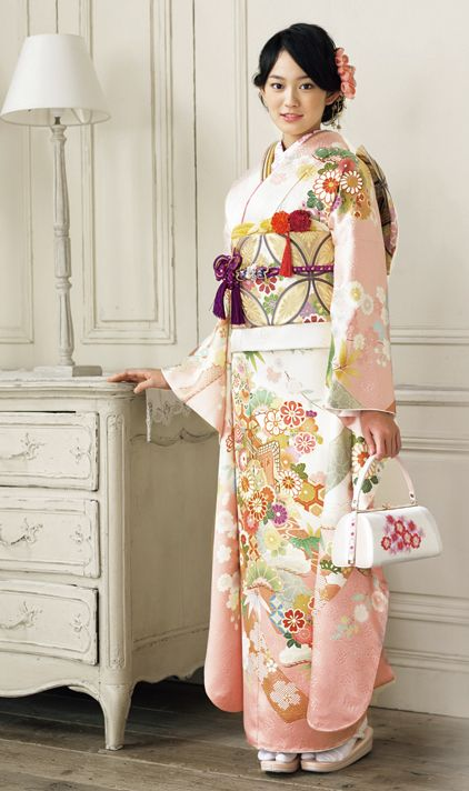 # 5: Furisode by Suzunoya.  Japan