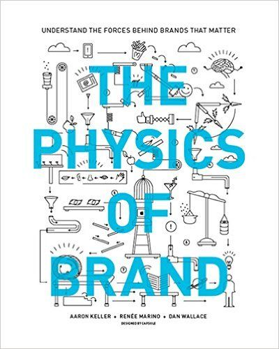 The Physics of Brand: Understand the Forces Behind Brands That Matter: Aaron Keller: 0035313664526: Amazon.com: Books