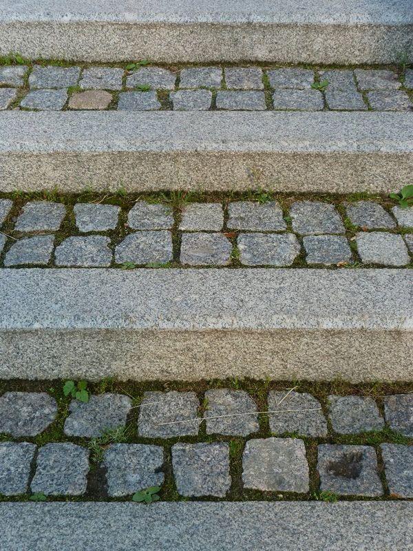 Садовые лестницы - Подпорные стенки