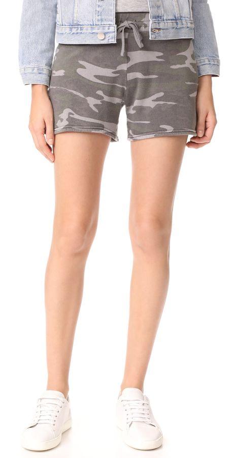 Pam & Gela Camo Shorts