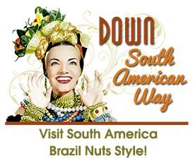 Explore like a native - Browse our wide selection of Brazil Travel Packages & Customized South America Programs. We would love to help you plan your next trip to Brazil, Peru or anywhere in South America! http://www.brazilnuts.com/home