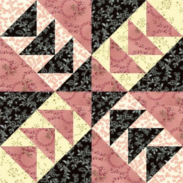 Quilt Patterns Windmill Block : Windmills, a Free Quilt Block Pattern: Meet the Windmills Quilt Block Pattern Patchwork ...