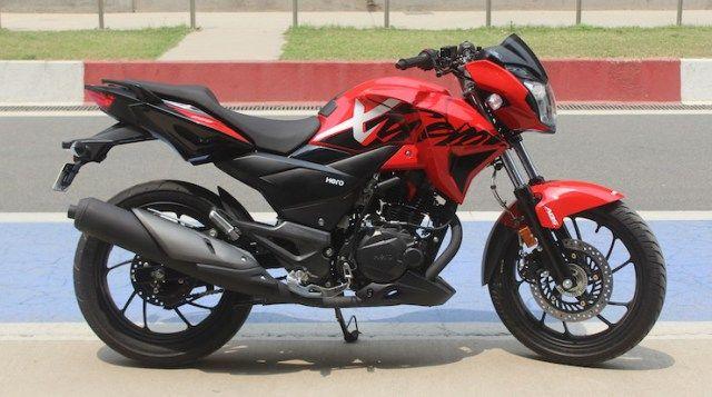 Hero Xtreme 200r Vs Suzuki Gixxer Vs Yamaha Fz Vs Tvs Apache 160
