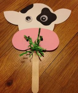 cow crafts for kids (3)