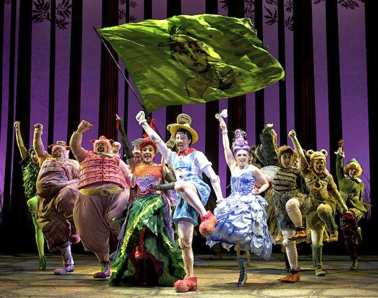 shrek the musical essay On wednesday, 'wippa' auditioned for the role of 'shrek' in the dreamworks animation production, shrek the musical.