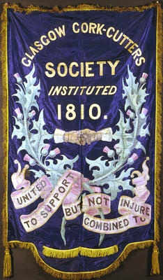 """""""United in support but not combined to injure"""" - slogan adopted by many trade unions in the 19th century"""