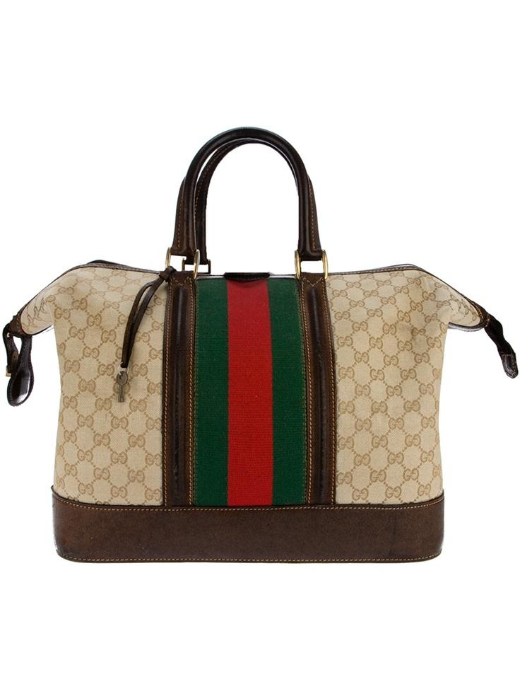 Cheap vintage handbags lying, cracker