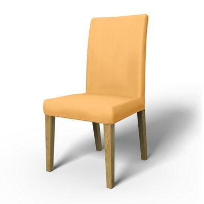 Les 25 meilleures id es de la cat gorie housses de chaises sur pinterest ch - Housse chaise henriksdal ...