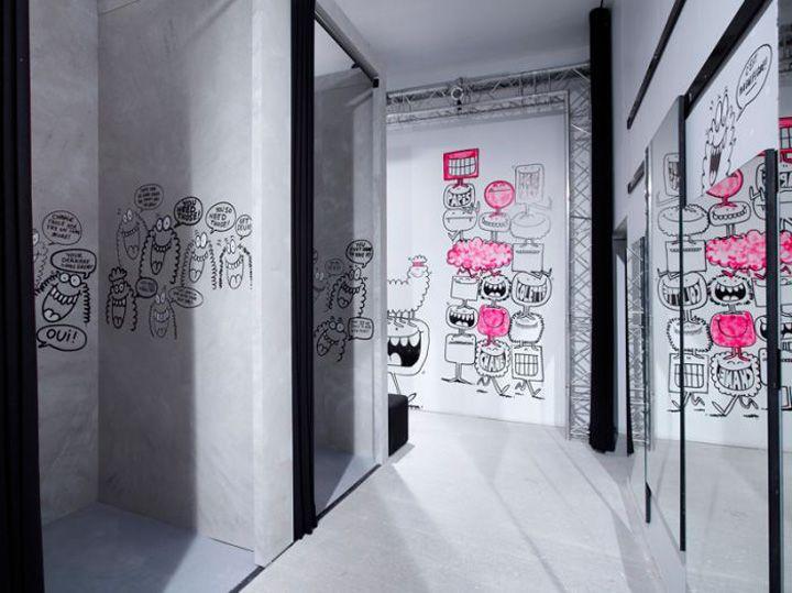 Colette chanel pop up shop paris store design chanel pop up bouti - Colette paris magasin ...