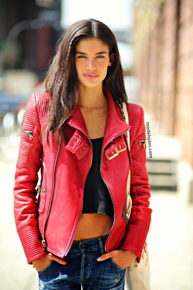 Sara Sampaio, New York, September 2014