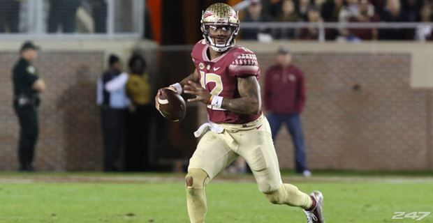 FSU redshirt quarterback Deondre Francois has been named 2016 ACC rookie of the year.