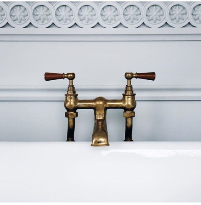 Timeless Brass Bathtub Faucet The Ned London Beautiful