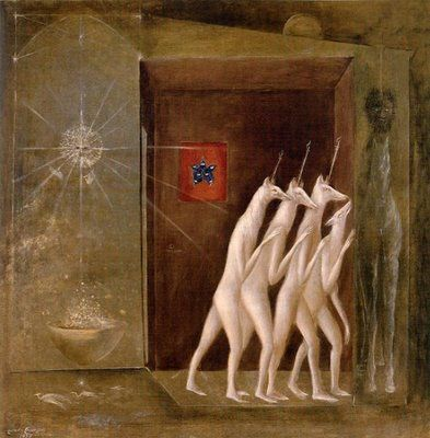 The Wasted Day Creeps Away on Its Belly: Leonora Carrington
