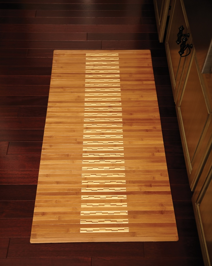 Bamboo Mats Have Been A Traditional Floor Covering In The Far East For  Centuries. They