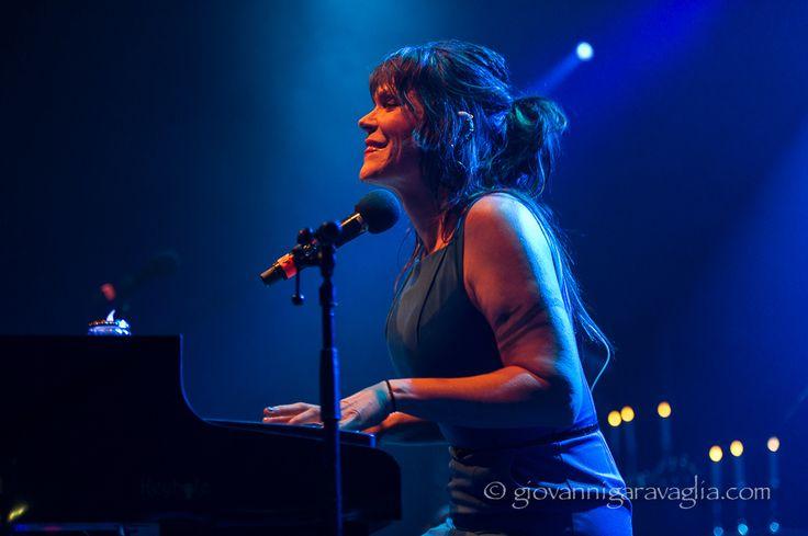 "Beth Hart ""Better than Home "" live concert @ Alcatraz Milano 28/04/15 | FaseControFase"
