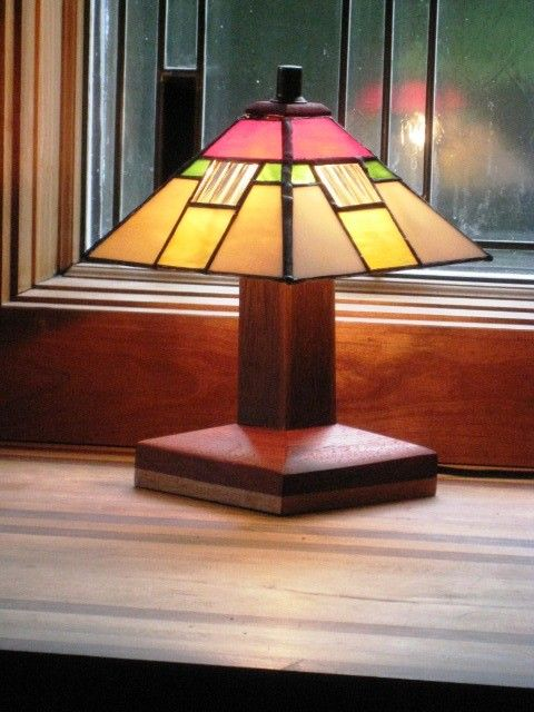 Little Lincoln Lamp by hreynolds9 on Etsy, $350.00