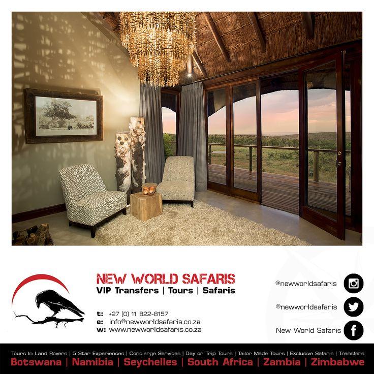 New World Safaris ------------------ VIP Transfers | Tours | Safaris ------ Follow us on Facebook facebook.com/newworldsafaris