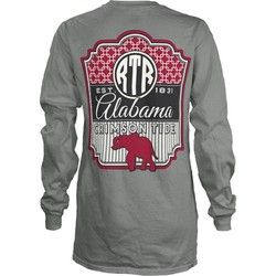 25 best ideas about alabama shirts on pinterest roll for University of alabama football t shirts