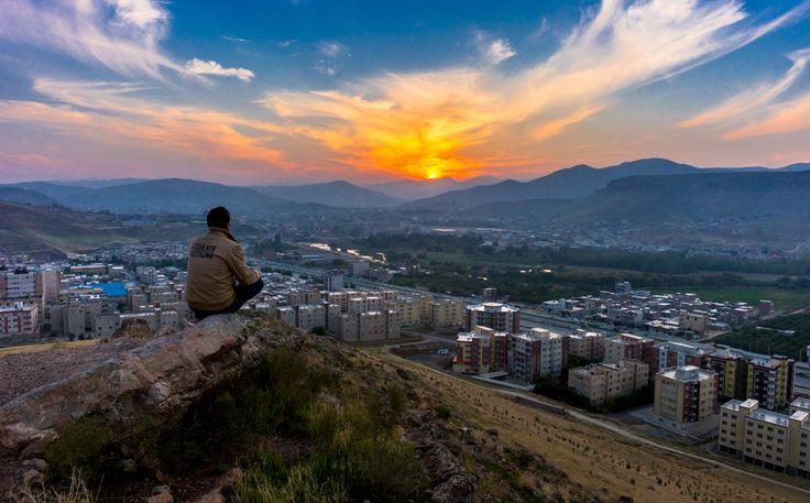 Mahabad, Kurdistan, مەهاباد، مهاباد by Aziz Nasuti on 500px