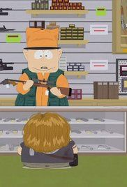 South Park Zimmerman Episode. Cartman sees Token as a threat to all humanity.