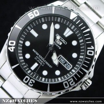 BUY Seiko Automatic 23 Jewels Hardlex 100M Watch SNZF17K1 - Buy Watches Online | SEIKO NZ Watches