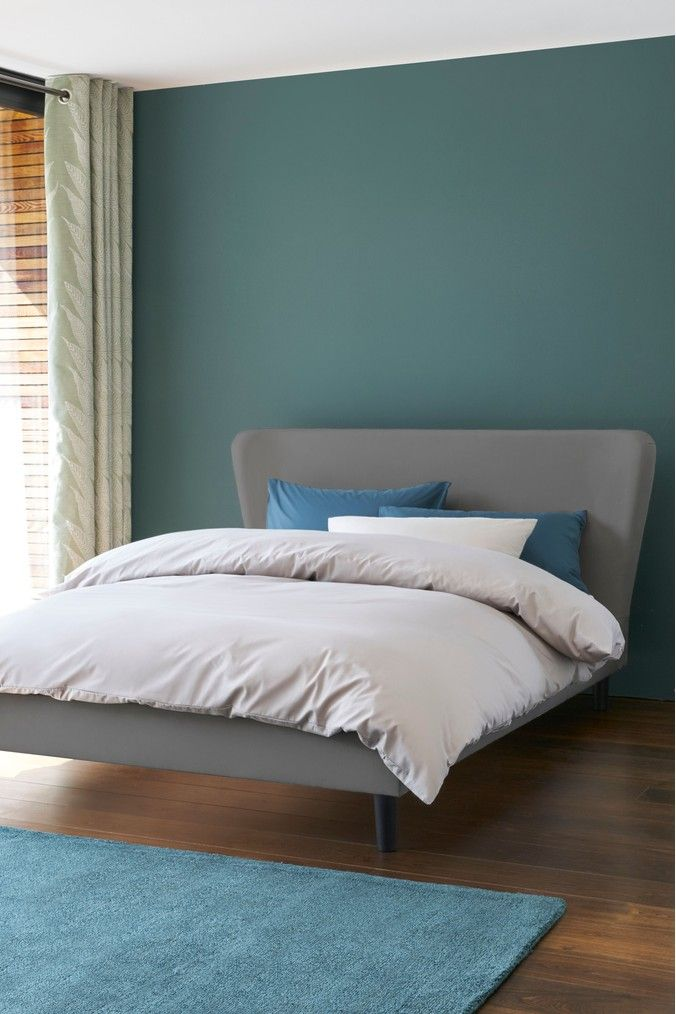 Next Wilson Bed - Grey in 2019 | Products | Bed, Bed next