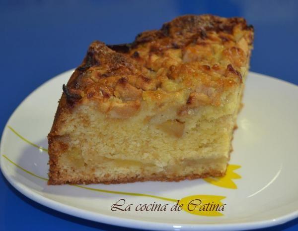 Aprende a preparar pastel judío de manzana con esta rica y fácil receta. Este pastel judío de manzana que comparto con RecetasGratis no contiene lácteos, ya que en...