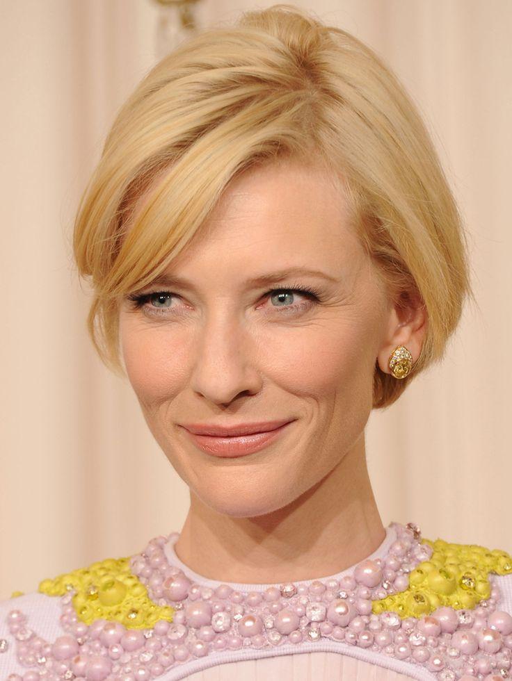 Celebrity Updos on the Oscars Red Carpet - HJI