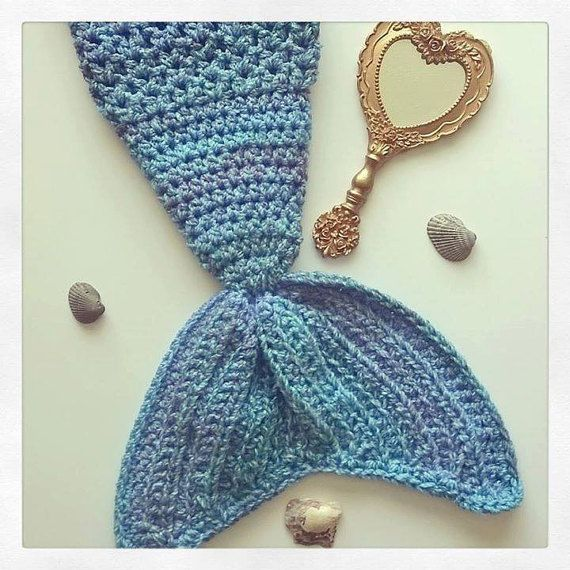 Mermaid tail Crochet mermaid tail Mermaid by HandmadebyCCxx