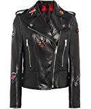 Chaquetas de cuero negra #chaquetadecuero #chaquetasmujer #cuero #moda #mujer #cazadoras #shopping #outfits #fashion #style #otoño #invierno #chaquetasnegras