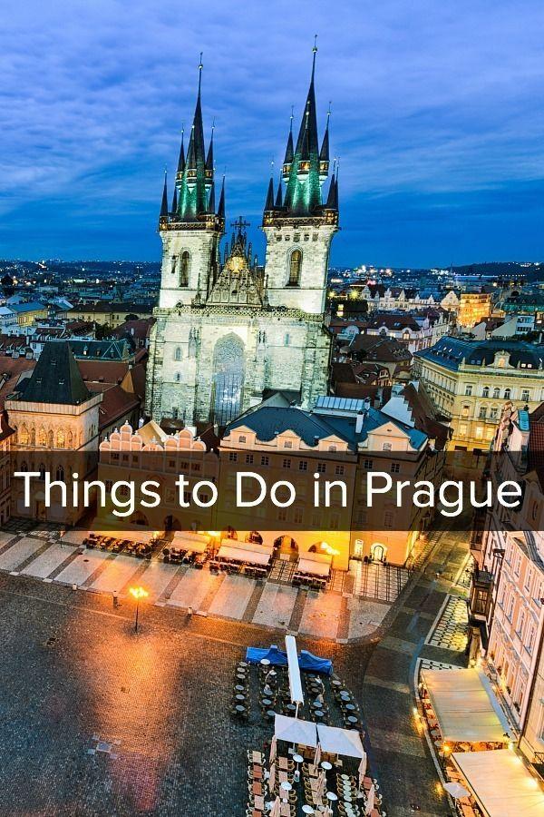 Insider Tips - Things to Do in Prague