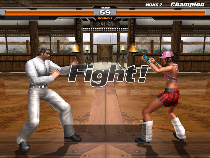 All the most popular and the hottest Online Fighting Games can be found here