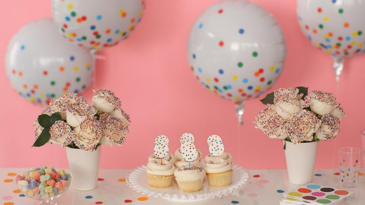 "You did the shower the first time. The second or third time around, all you really need is an adorable ""sprinkle."" It's a less extravagant affair but with all the fun!"