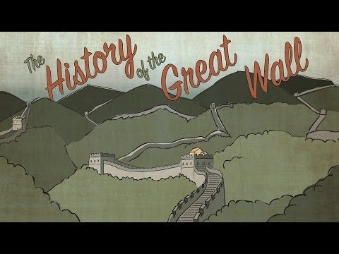 "New TED-Ed Video & Lesson: ""What makes the Great Wall of China so extraordinary"" 
