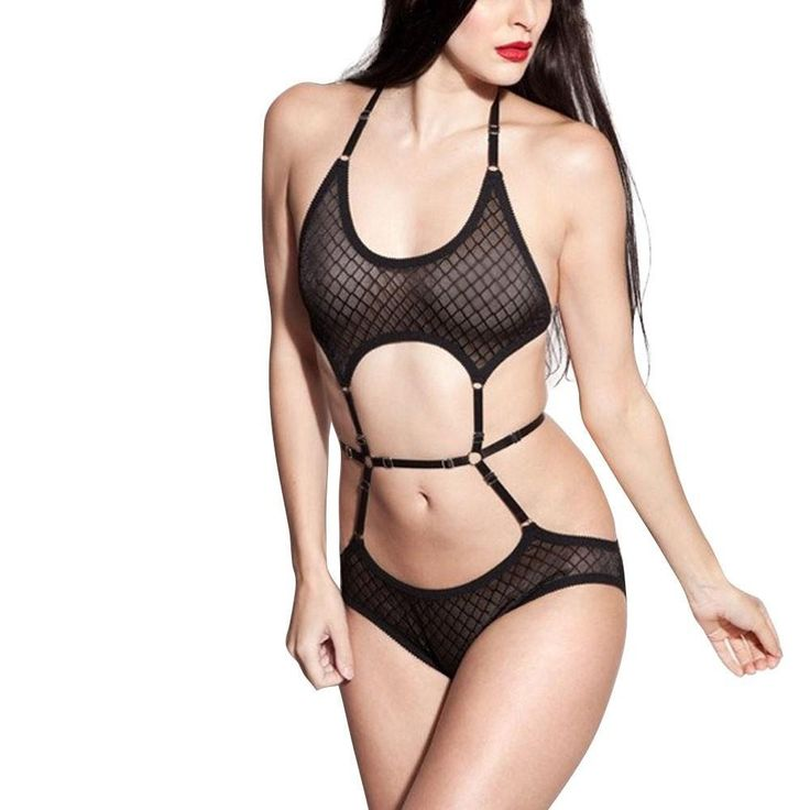 Set Of Women's Semi Sheer Underwear | Buy Panties & Bralettes | Zorket