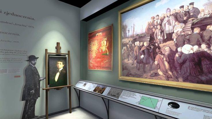 Virtual Journey through the Core Exhibition